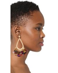 Gas Bijoux - Multicolor Bibi Earrings - Lyst