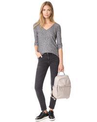Tumi - Gray Daniella Small Backpack - Lyst