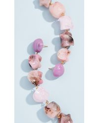 Cult Gaia - Pink Leo Earrings - Lyst
