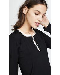 Morgan Lane - Black Cara Pajama Set - Lyst