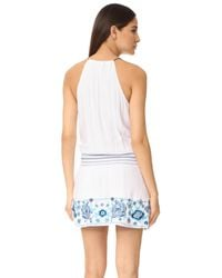 Parker - White Daiquiri Dress - Lyst