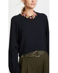 Lizzie Fortunato - Multicolor Mariposa Necklace - Lyst