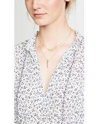 Gorjana - Metallic Catalina Necklace - Lyst