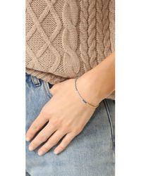 Shashi   Multicolor Lily Strech Bracelet   Lyst