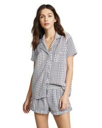 Splendid - Multicolor Spring Affair Pj Set - Lyst