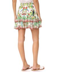 Camilla - Multicolor One Flew Miniskirt - Lyst