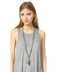 Hipchik Couture - Multicolor Taylor Necklace - Lyst