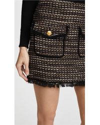 Veronica Beard - Black Margot Skirt - Lyst