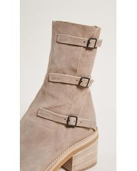 LD Tuttle - Multicolor The Blade Buckle Boots - Lyst