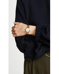 Larsson & Jennings - Metallic Lugano Small 5 Link Watch, 26mm - Lyst