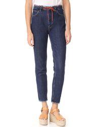 MiH Jeans - Blue Mimi Jeans - Lyst