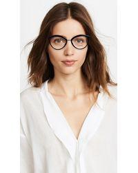 Prada - Multicolor Cat Eye Glasses - Lyst