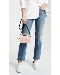 Mother Of Pearl - Pink Jude Stud Shoulder Bag - Lyst