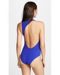 Araks - Blue Ren Swimsuit - Lyst