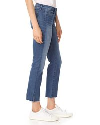 3x1 - Blue Midway Crop Boot Jeans - Lyst