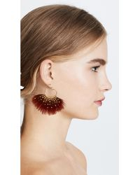 Gas Bijoux - Multicolor Bo Buzios Mini Plume Earrings - Lyst