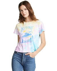 Solid & Striped - Multicolor X Re/done Venice Muscle Tee - Lyst
