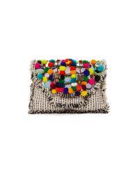 Antik Batik | Multicolor Udipi Clutch | Lyst