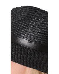 Ace of Something - Black Maya Hat - Lyst
