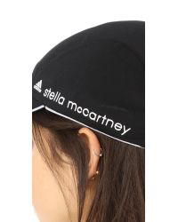 Adidas By Stella McCartney - Black Run Cap - Lyst