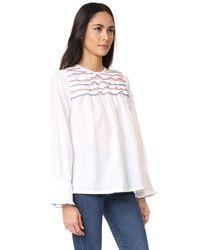 Banjanan | Multicolor Flamenco Shirt | Lyst