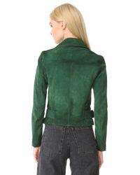 Belstaff - Green Elkstone Coat - Lyst