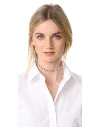 Ben-Amun - Multicolor Choker Necklace - Lyst