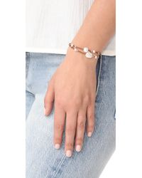 Chan Luu - White Mother Of Pearl Bracelet - Lyst