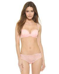 Cosabella | Pink Minoa Beautie Push Up Bra | Lyst