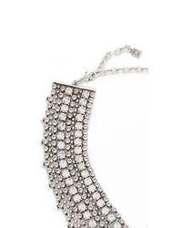 DANNIJO | Metallic Sorella Necklace | Lyst