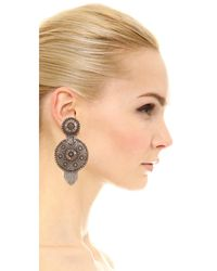 DANNIJO - Multicolor Ahava Earrings - Lyst
