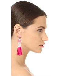 Deepa Gurnani - Multicolor Deepa By Molly Earrings - Lyst