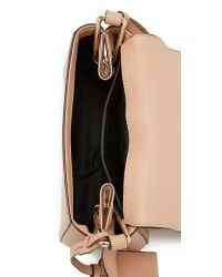 DKNY - Multicolor Bryant Park Mini Flap Cross Body Bag - Lyst