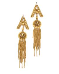Erickson Beamon - Metallic Alyssa Earrings - Lyst