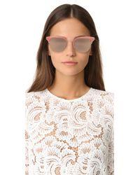 Elizabeth and James - Multicolor Burke Flash Sunglasses - Lyst