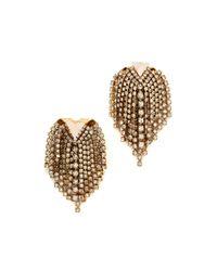 Elizabeth Cole | Multicolor Sicily Earrings | Lyst
