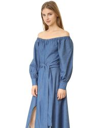 Elle Sasson - Blue Leandra Dress - Lyst