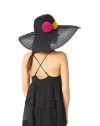 Eugenia Kim - Blue Sydney Hat - Lyst