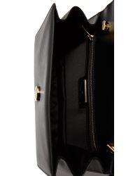 Ferragamo - Black Ginny Cross Body Bag - Lyst