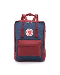 Fjallraven | Multicolor Kanken Backpack | Lyst