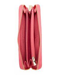Furla | Pink 'babylon' Wallet | Lyst