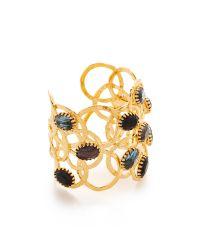 Gas Bijoux | Metallic Olympie Bracelet | Lyst