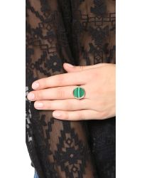 Ginette NY - Multicolor Ever Disc Ring - Lyst