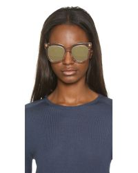 Gentle Monster - Pink Black Sheep Sunglasses - Lyst