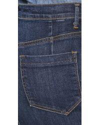 Goldsign - Blue Joanne Pencil Skirt - Lyst
