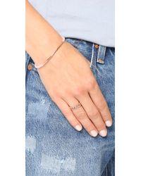 Gorjana | Pink Power Gemstone Bracelet For Love | Lyst