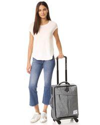 Herschel Supply Co. - Black Highland Carry On Suitcase - Lyst