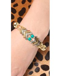 Holst + Lee | Blue Buena Vista Bracelet | Lyst