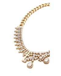 Iosselliani - Metallic 'silver Heritage' Pearl Necklace - Lyst