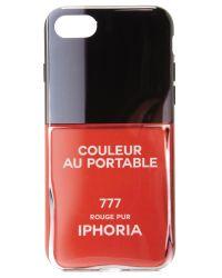 Iphoria   Red Couleur Au Portable Iphone 7 Case   Lyst